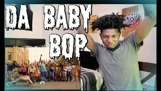 DA BABY - BOP ON  BROADWAY REACTION !! THEY LITTT