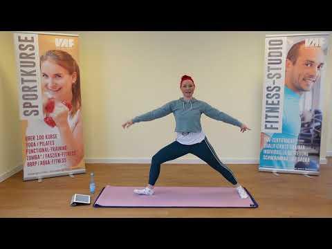 Pilates mit Maxi vom 07.04.21