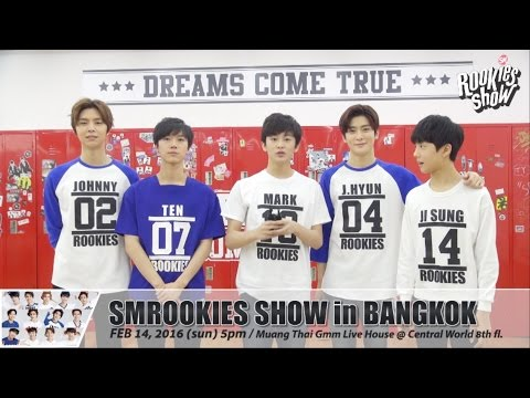 SMROOKIES SHOW in BANGKOK -PROMOTION VIDEO 2