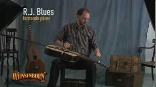 Fernando Perez - R.J.Blues (U.S.A.)