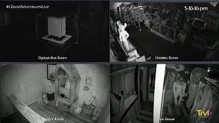 Ghost Adventures Live/ My Halloween Night Pt13