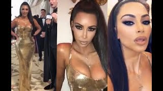 Kim Kardashian MET Gala Snapchat Videos + Interview (ft. Cardi B, Kylie Jenner, Ariana Grande,etc.