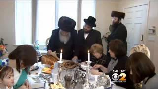Jews In Boro Park Celebrate Purim