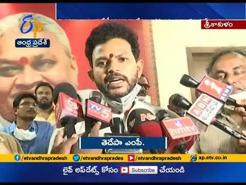 MP Ram Mohan Naidu slams Centre over banks privatisation