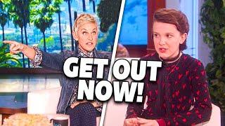 Celebrities Who Insulted Ellen Degeneres On Her Own Show