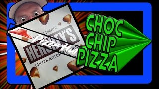 Pizza Hut's Hershey's Cookie Taste Test
