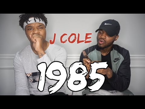 "J.Cole - 1985 (Intro To ""The Fall Off"") - REACTION"