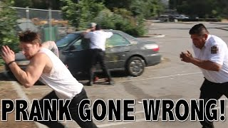 EGGING MY OWN CAR PRANK w/ Scotty Sire (GONE WRONG!)