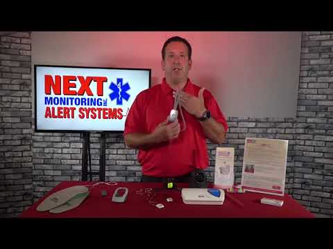 How Wireless, Cellular and GPS Mobile and Home Medical Alert Systems Work