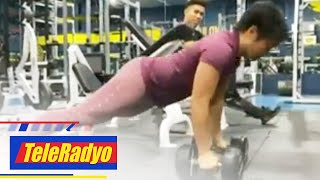 Olympics: PH weightlifting boss used West PH Sea issue to motivate Hidilyn | TeleRadyo