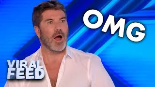 INSANE Matt Terry Shows off Vocal Range in X Factor Audition | VIRAL FEED