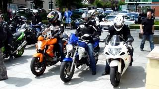 Mariage de motards !