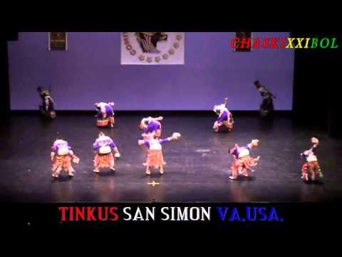 CONCURSO DE TINKUS 2014-TINKUS SAN SIMON VA.USA.