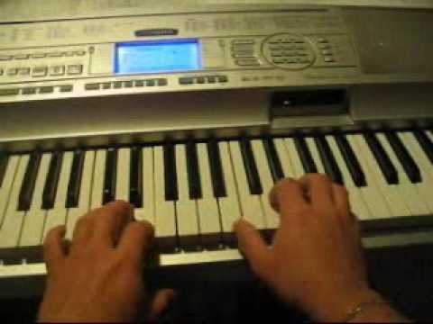 Jesús Adrián Romero - Si Hubiera Estado Allí (Intro / Piano - Cover)