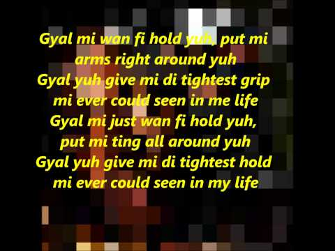Gyptian ft. Nicki Minaj - Hold Yuh