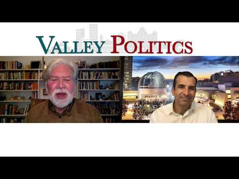 """<h2>Valley Politics February 2021</h2> San Jose Mayor Sam Liccardo on the State of the City with Guests<p> <a href=""""https://www.creatvsj.org/valley-politics/"""">Click to watch</a></p>"""
