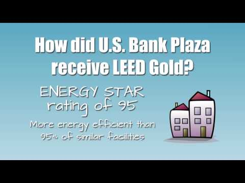 US Bank Plaza LEED Gold Certification