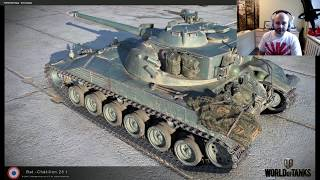 [Аналитика] Большой Французский Передел (Bat. chat 12t, AMX 30 b, AMX Foch, AMX Foch B итд)