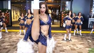 Los Angeles Rams Cheerleader - Performance 3 @ Pentahotel Hong Kong, Kowloon