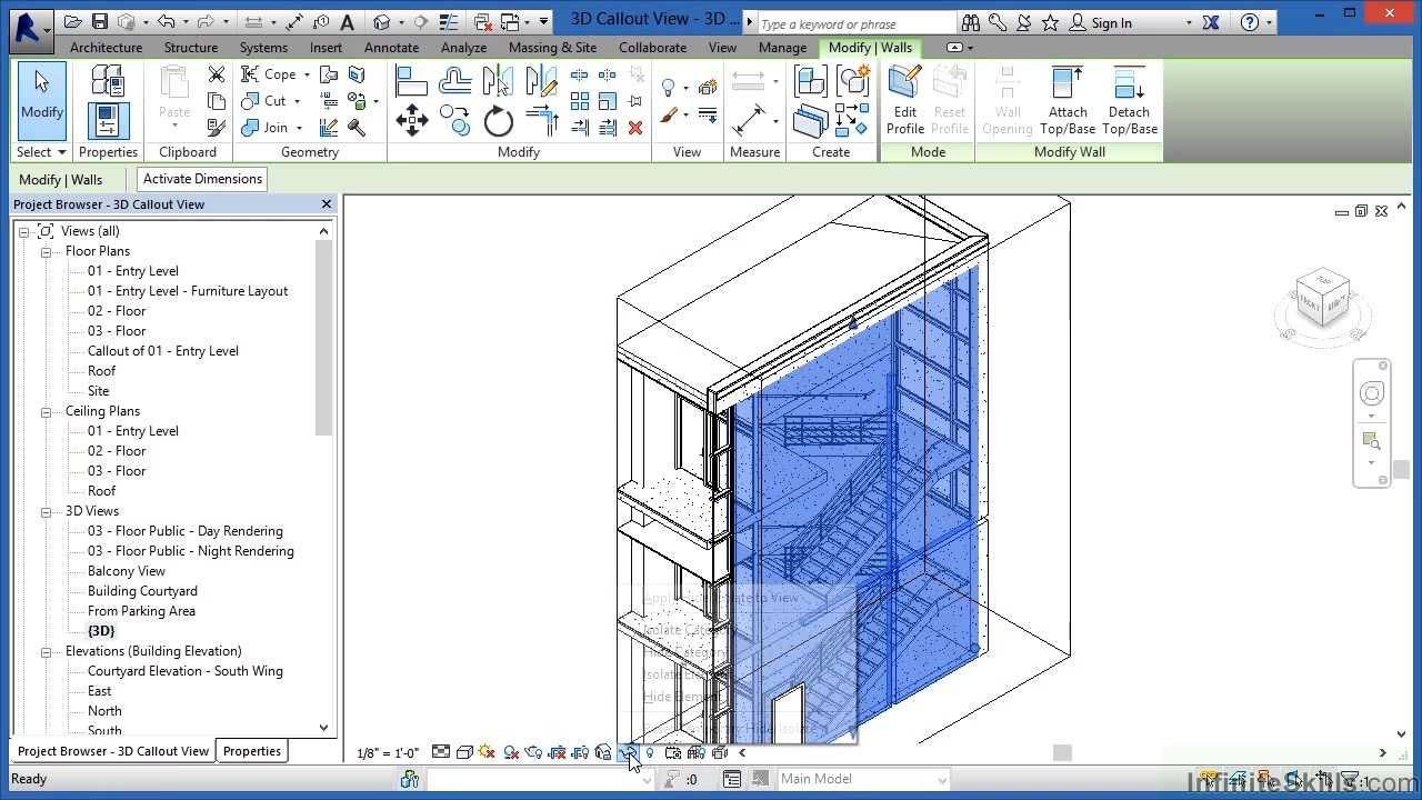 Infinite skills advanced revit structure 2014 training discount