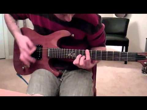 Chevelle - Breach Birth (guitar cover)