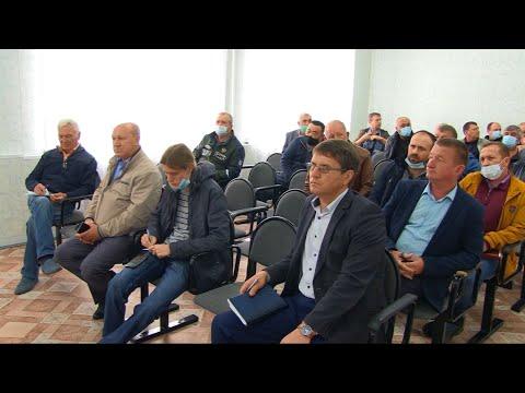 Совещание руководства ФГБУ «Управление «Волгоградмелиоводхоз» и водопотребителей