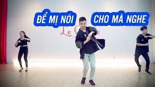Bài nhảy ngắn và dễ   Để Mị Nói Cho Mà Nghe   Dancing with Minhx