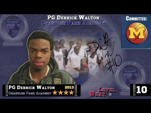 ESPN Top 100 (#35) PG Derrick Walton Jr.