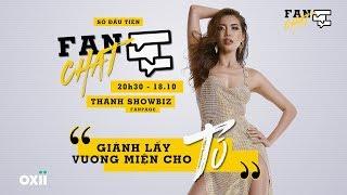 #FANCHAT: Admin diễn đàn sắc đẹp nói gì khi Minh Tú tham dự Hoa hậu Siêu quốc gia 2018