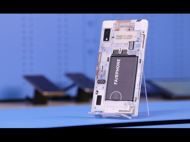 Belsimpel.nl-productvideo voor de Fairphone 2 Turquoise