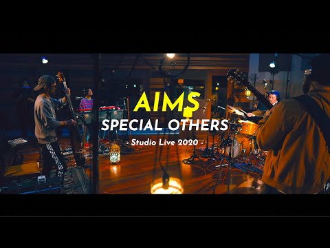 SPECIAL OTHERS - AIMS (Studio Live 2020)