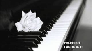 Pachelbel - Canon in D (Best Piano Version)