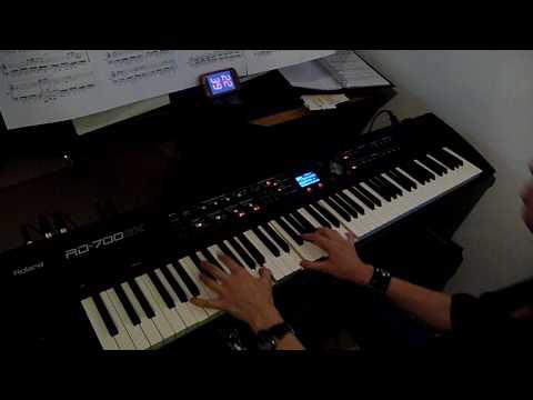 Baixar Muse - Hysteria - piano cover [HD]
