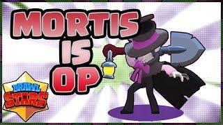 BRAWL STARS GEM SPREE   Mortis is OP!