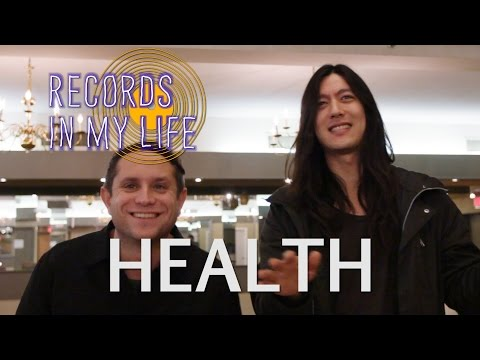 Health 'Records In My Life' interview 2016