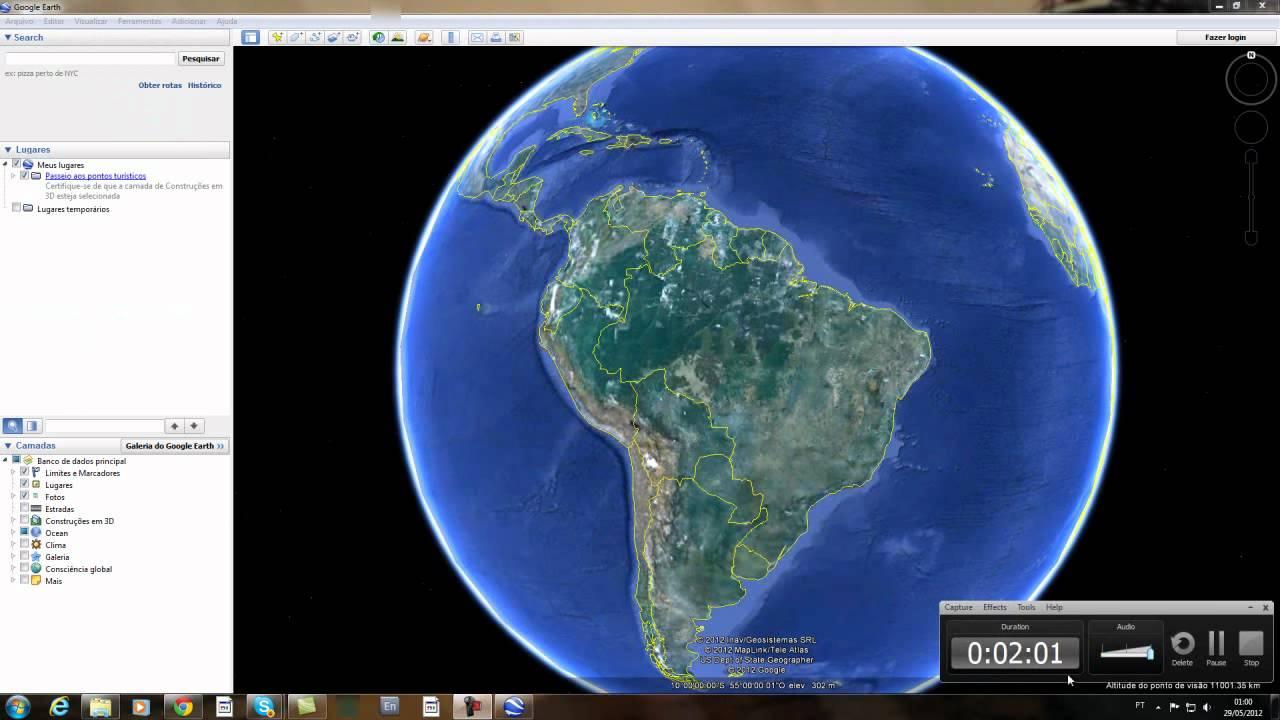 como ver sua casa sua rua pelo google earth streetview youtube