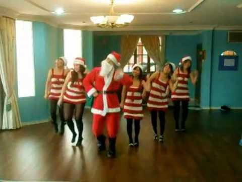 Baixar CHRISTMAS DANCE (crazy frog - jingle bells) by FUZION DANCERS