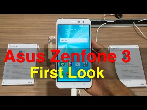 Asus Zenfone 3: First Look | Digit.in
