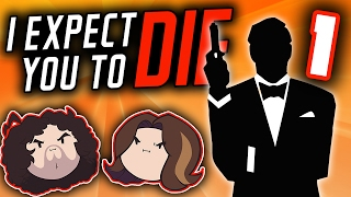 I Expect You To Die : World's Best Spy - PART 1  - Game Grumps