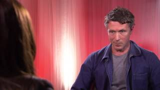"Aiden Gillen talks to Red Carpet Diary about ""Beneath the Harvest Sky"""