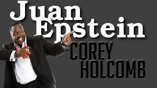 Corey Holcomb on Juan EP