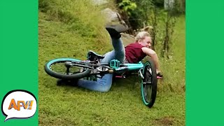 It's All DOWN-FAIL From HERE! 😂  | Funny Fails | AFV 2020