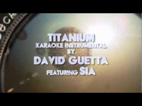 Baixar David Guetta ft. Sia - Titanium Instrumental *
