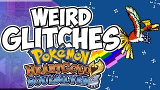 Weird Glitches: POKEMON HEART GOLD & SOUL SILVER