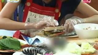 The Effect of Yoona's Salty Kimbap