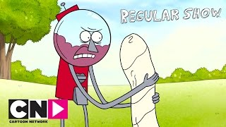 Regular Show | Super Sub Sandwich | Cartoon Network