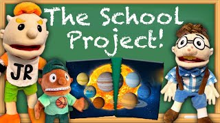 SML Movie: The School Project!
