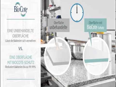 BioCote in Action - Commercial Kitchen - DE