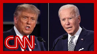 Replay: The final 2020 presidential debate on CNN