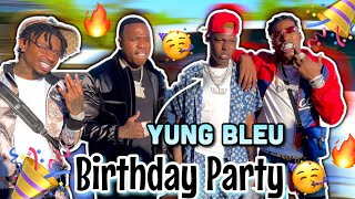 Around The World In 3 Days For Young Bleu Birthday Party!
